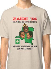 Zaïre 74 Classic T-Shirt