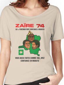 Zaïre 74 Women's Relaxed Fit T-Shirt