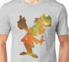 Galaxy Mad Hatter Unisex T-Shirt