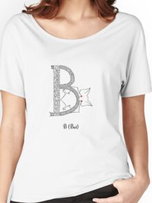 B is for Bat Women's Relaxed Fit T-Shirt