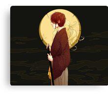 Kimono Todoroki Canvas Print