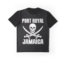 PORT ROYAL Graphic T-Shirt