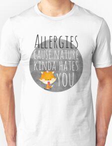 allergies /Agat/ T-Shirt