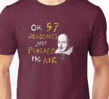 57 Academics (for dark shirts) Unisex T-Shirt