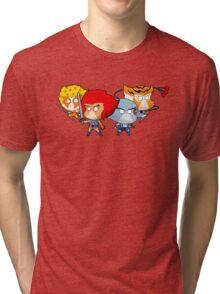 Thundercats Chibi Tri-blend T-Shirt