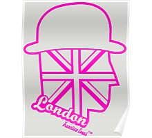 London Gentleman by Francisco Evans ™ Poster