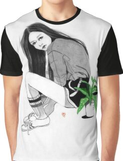 GIRL DETACHED Graphic T-Shirt