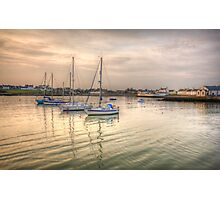 Isle of Whithorn Photographic Print