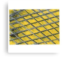 yellow! Canvas Print