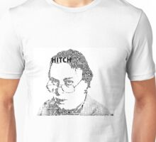Christopher Hitchens text art Unisex T-Shirt