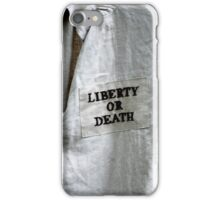 Speech to the Virginia Convention iPhone Case/Skin