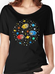 Space Sheep Women's Relaxed Fit T-Shirt