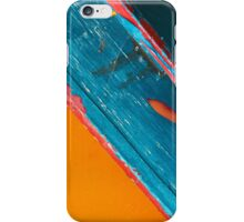 Color Abstraction LXII iPhone Case/Skin