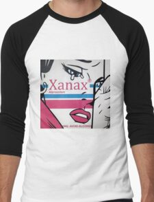 XNX Men's Baseball ¾ T-Shirt