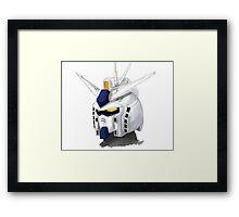 FA Gundam Framed Print