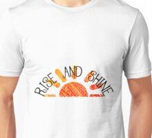 Rise and Shine Sun Zentangle Unisex T-Shirt