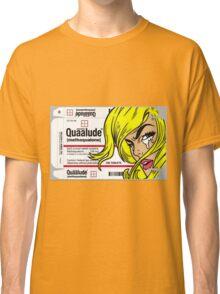 QUAALUDE Classic T-Shirt