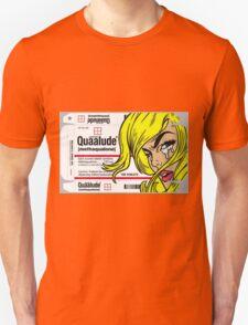 QUAALUDE Unisex T-Shirt