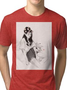 Girl Forgotten Tri-blend T-Shirt
