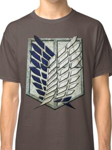 attack on titans Classic T-Shirt