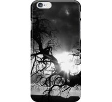 But Soft What Light Through Yonder Tree Breaks? iPhone Case/Skin