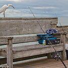 Fisherman's Helper by John  Kapusta