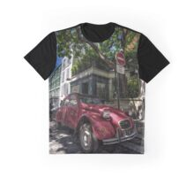 Sl-Week 42 / Car Graphic T-Shirt
