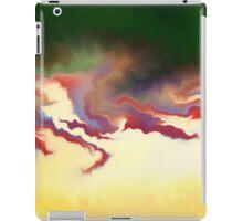 Obadiani V1 - digital abstract iPad Case/Skin
