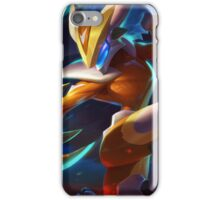 Super Galaxy KIndred iPhone Case/Skin