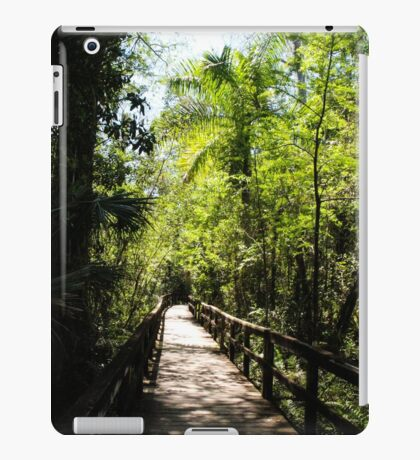 Florida Everglades iPad Case/Skin