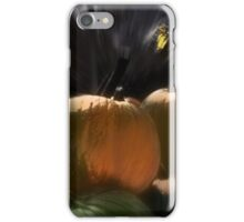 A Rush of Painted Pumpkins  iPhone Case/Skin