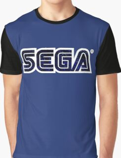 °GEEK° Space Sega Graphic T-Shirt