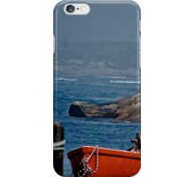 Ready the Boats iPhone Case/Skin