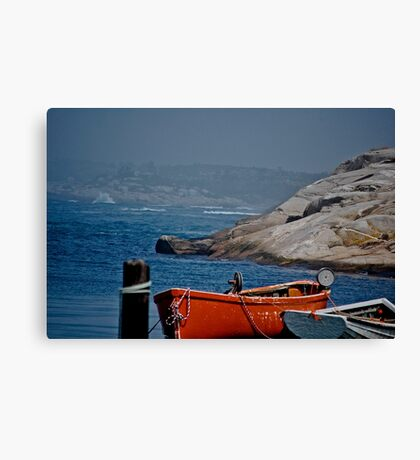 Ready the Boats Canvas Print
