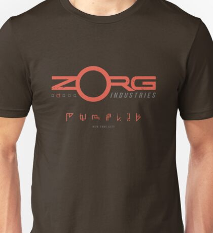 Zorg Industries (aged look) Unisex T-Shirt
