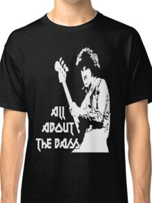 Phil Lynott: All About the Bass Classic T-Shirt