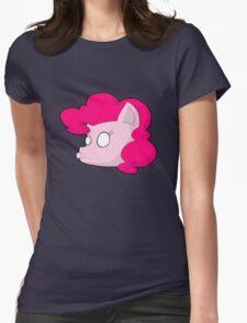 PinkiePie inspired Chibi style Womens Fitted T-Shirt
