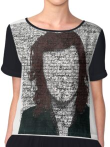 Harry Styles - One Direction Chiffon Top