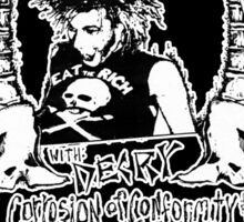 GBH (L.A. show) Sticker