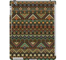 INDIANS VERSUS ALIENS (VARIANT) iPad Case/Skin