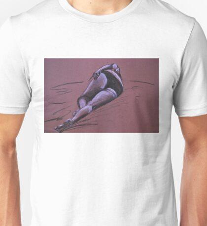 Life drawing - Stephanie #4 Unisex T-Shirt