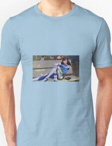 D.va Overwatch T-Shirt