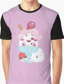 Slurpuff and Swirlix Graphic T-Shirt