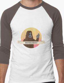 Sassy the sasquatch - The Big Lez Show Men's Baseball ¾ T-Shirt