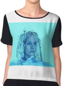 waterwoman Chiffon Top