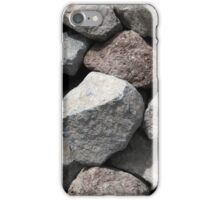 Pile of Rocks iPhone Case/Skin