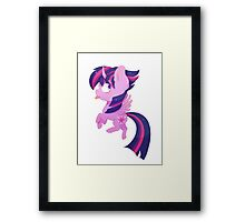 Twilight Chibi! Framed Print