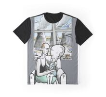 We are safe now Graphic T-Shirt