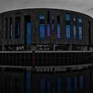Reflection of Hof by anorth7