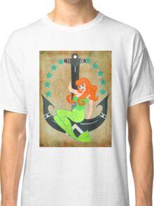 Cutiepie Mermaid Classic T-Shirt